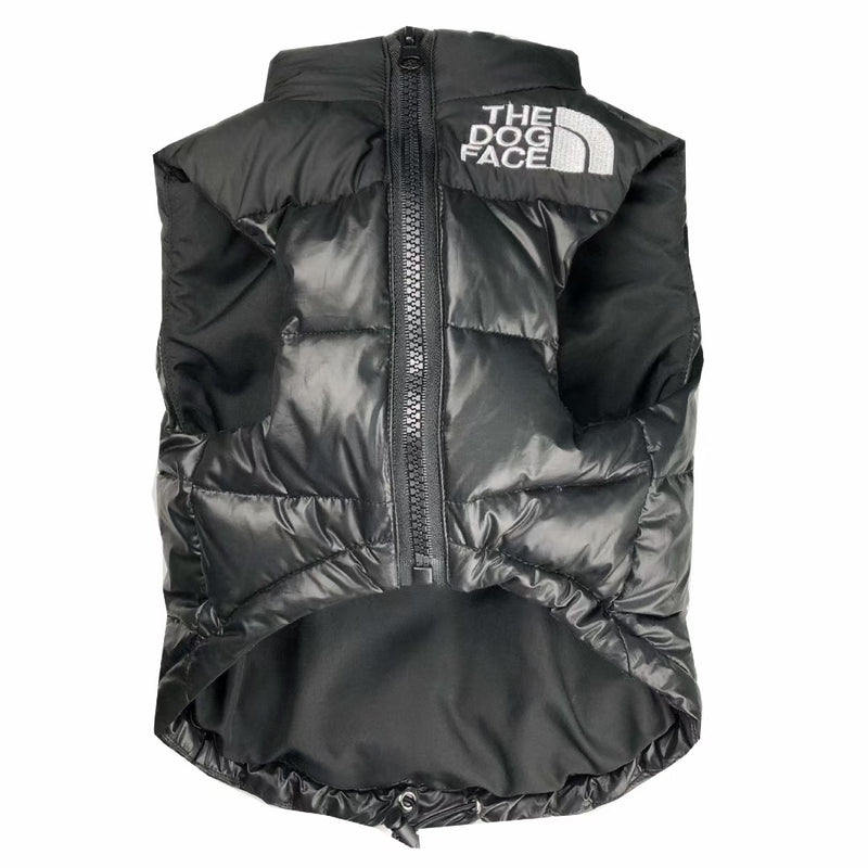The Dog Face Hype Fly Sleeveless Doggo Jacket