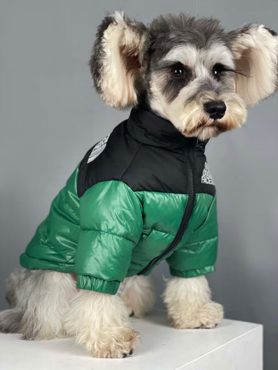 The Dog Face Lux Puffer Jacket