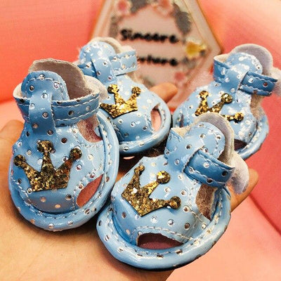 Imperial Crown Princess Dog Shoes
