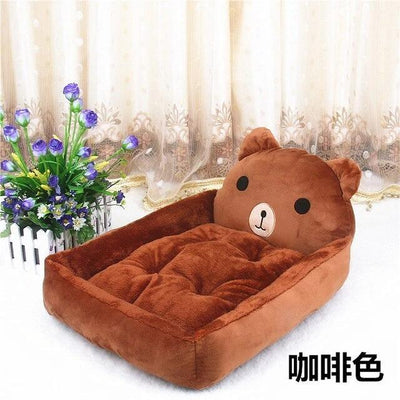Pup Hero CARTOON Soft Dog Bed