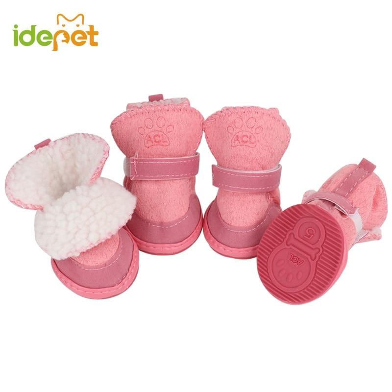 Drippy Pets Winter Snow Boots