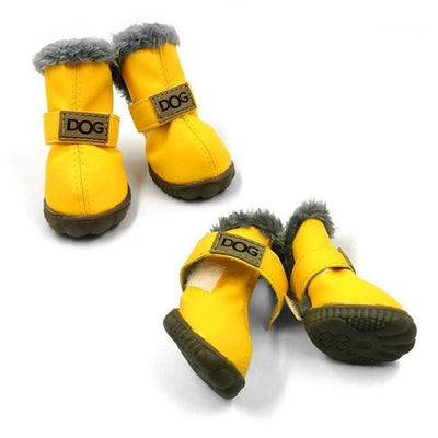 Pet Fashion Lookin' Good Extreme All Weather Boots (HOT ITEM!) 4 count/multiple colors