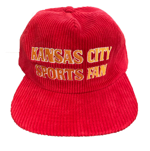 Kansas City Sports Fan snapback - Red