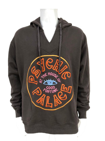 Psychic Palace Embroidered Sweatshirt