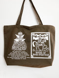 FOUNTAIN OF YOUTH TOTE