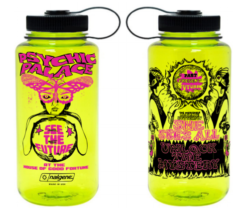 Psychic Palace Water bottle