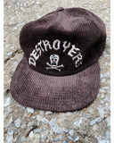 Camp Destroyer Corduroy field hat