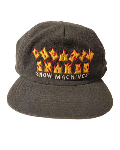 Snow Machine Fleece Snapback