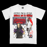 HELL IN A CELL T-SHIRT