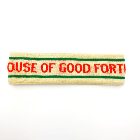 House of good fortune headband