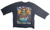Josh Freydkis x Cheatin Snakes Eve of Destruction: Earth Reaper 3/4 length tee