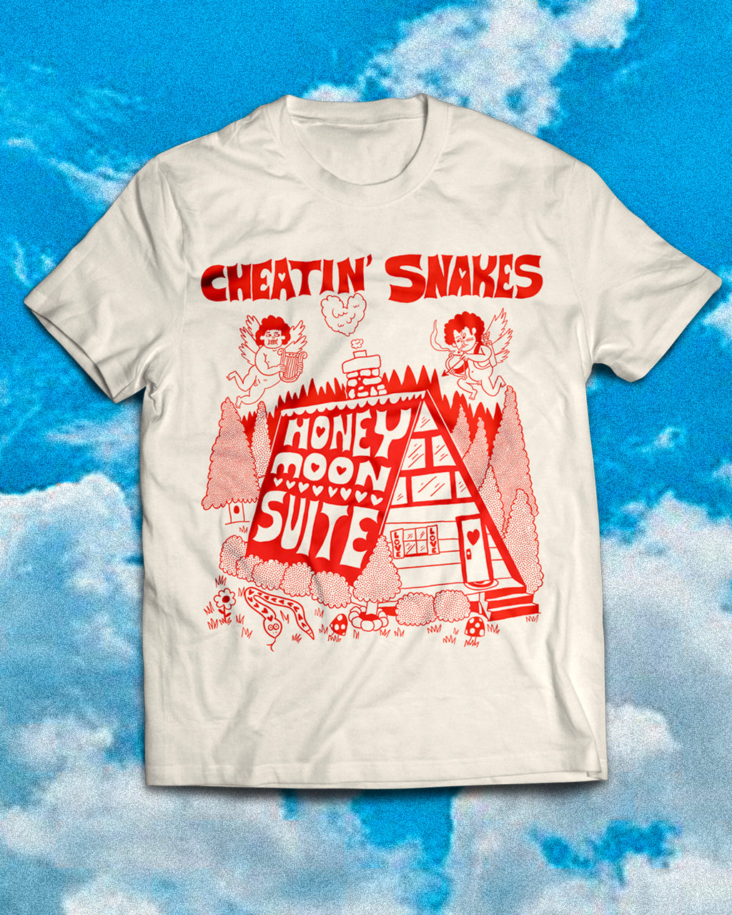 Honeymoon Suite T-shirt
