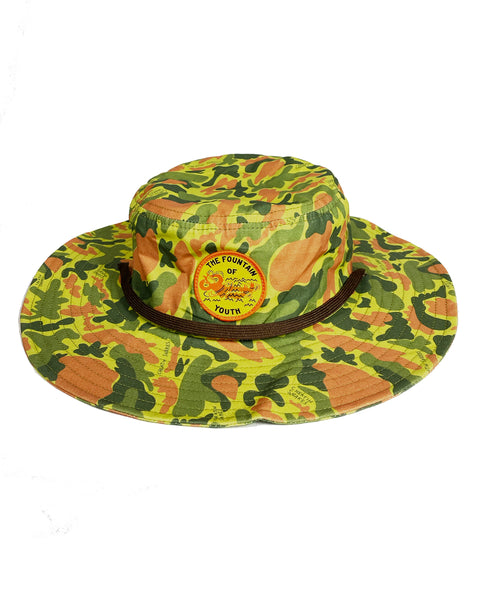 FOUNTAIN OF YOUTH BUCKET HAT