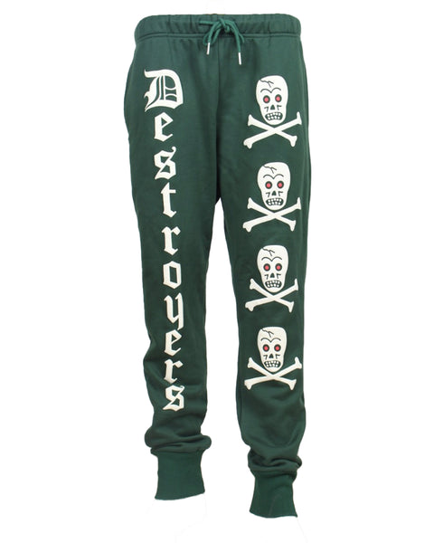 Camp Destroyer Field sweatpants