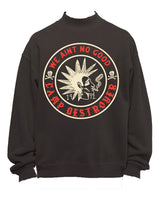 Camp Destroyer Sweatshirt
