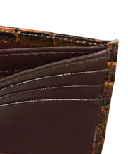 Load image into Gallery viewer, Bi-Fold Genuine Leather Wallet