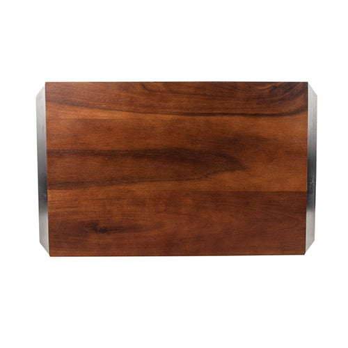 Acacia Wood Cheese Board by Viski®