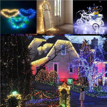 Load image into Gallery viewer, AMZER Fairy String Light 50 LED 5m Waterproof AA Battery Operated
