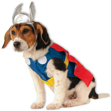 Load image into Gallery viewer, Thor Pet Costume