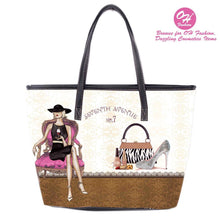 Load image into Gallery viewer, OH Fashion Handbag Tote Glamourous Ona