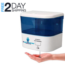 Load image into Gallery viewer, Superpharma Automatic Hand Sanitizer Dispenser Touchless Liquid Soap
