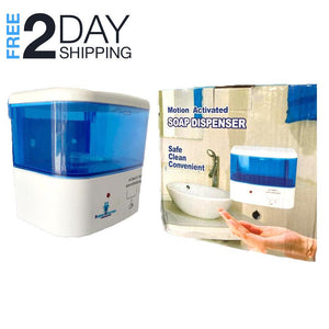 Superpharma Automatic Hand Sanitizer Dispenser Touchless Liquid Soap