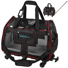 Load image into Gallery viewer, Katziela Airline Approved Pet Carrier