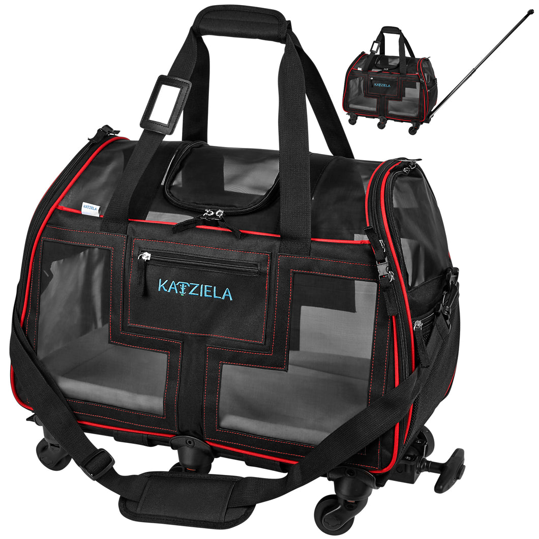 Katziela Airline Approved Pet Carrier