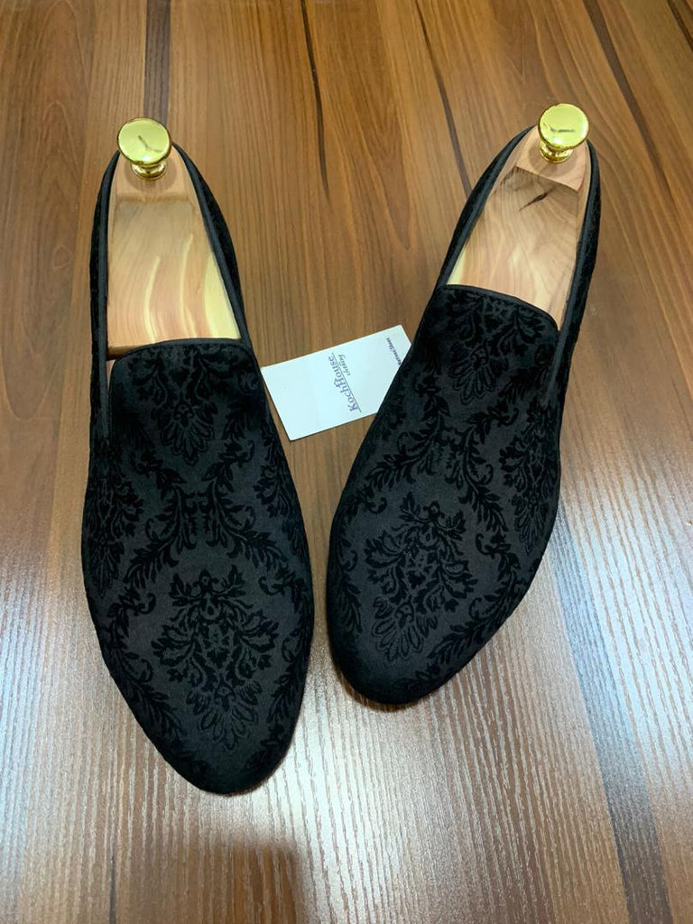 All Black Luxe Loafers- KochHouse