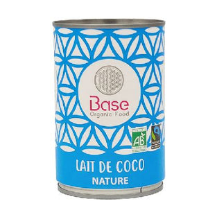 Lait De Coco 17 % 400 Ml Base