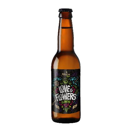 Biere Love Flowers 33cl Melusine