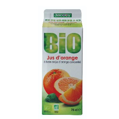 Jus Orange 750ml Jacoby