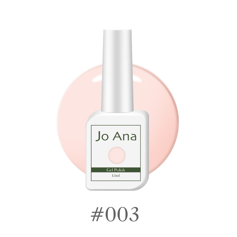 Jo Ana Gel Polish #003 Peach Pink