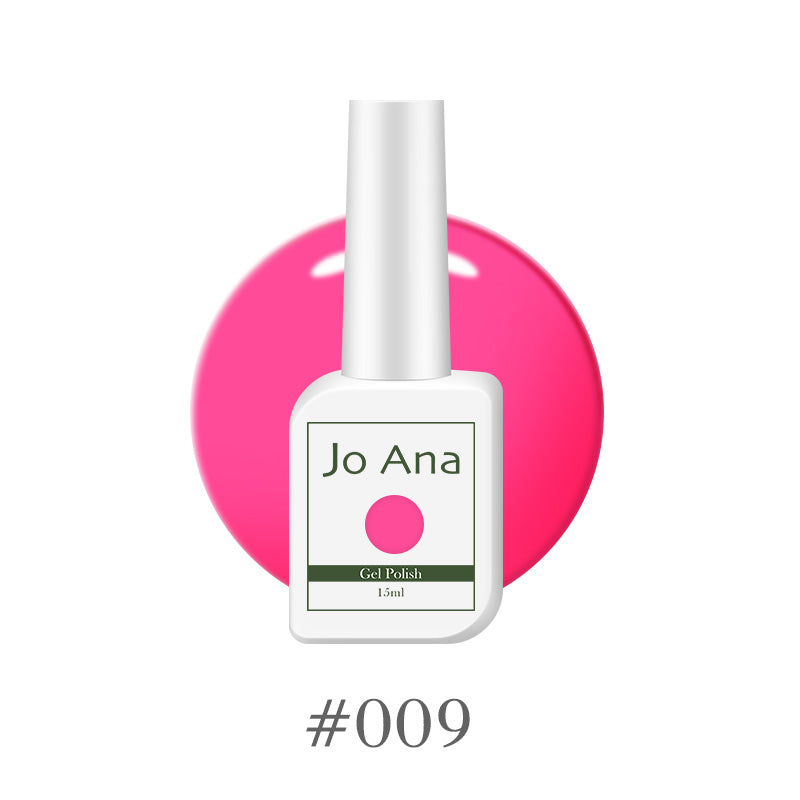 Jo Ana Gel Polish #009 Toy Pink