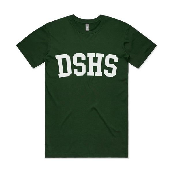DSHS Lockdown Green T-Shirt
