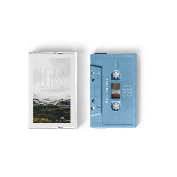 Loss - Cassette (Powder Blue) Limited Edition
