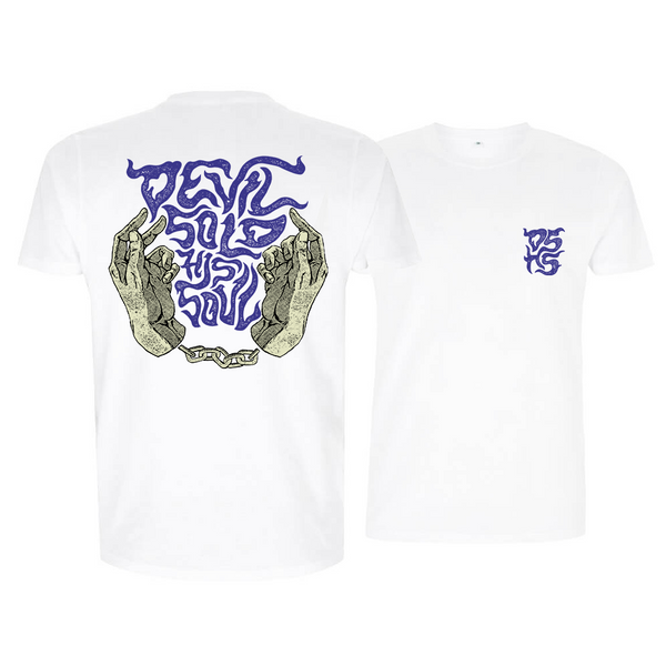 Shackled T-Shirt - White