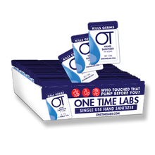 Load image into Gallery viewer, Single Use Hand Sanitizer Gel Packs (100 packets)