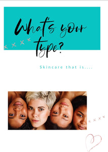 What's your type? (E-book)