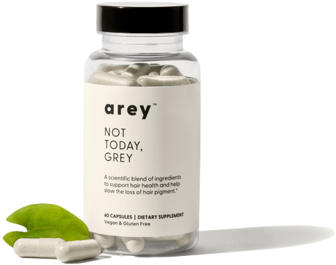 bottle of not today, grey