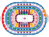 November 9: Los Angeles Kings vs Montreal Canadiens Sitting Plan Bell Centre