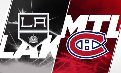 November 9: Los Angeles Kings vs Montreal Canadiens Tickets For Sale