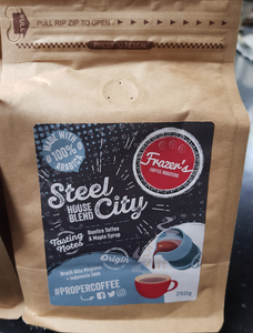 Coffee Frazer's Coffee Steel City Blend