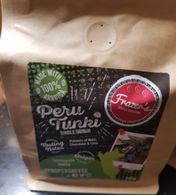 Load image into Gallery viewer, Coffee - Frazer's Coffee Peru Tunki Ground