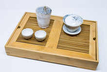 Load image into Gallery viewer, Bamboo Tea Boat 茶盤