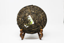 Load image into Gallery viewer, 2015 Yiwu Mahei Autumn Teacake 麻黑谷花青餅 - Sunsing tea