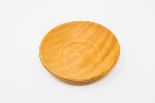Wooden Chataku #4 - Japanese Coasters