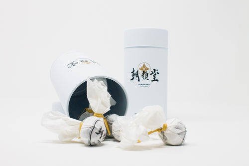 2019 Asagaodou tea Dragon Ball Puerh
