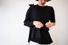 Load image into Gallery viewer, ANMO x Injury - Cresent Collar Shirt