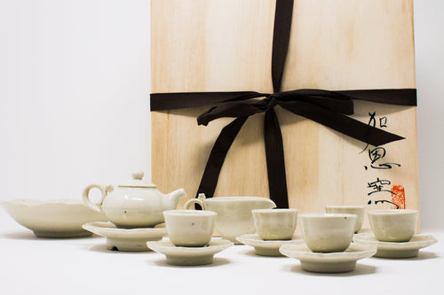 Park Lotus Tea-Set